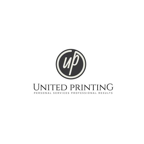 United Printing Logo