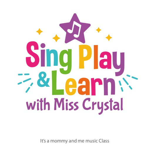 Sing, Play & Learn With Miss Crystal