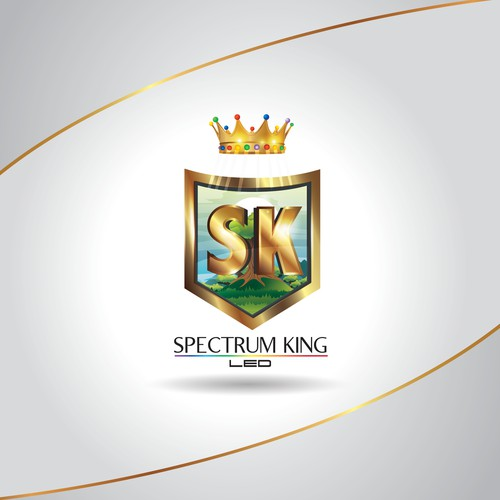 Spectrum Led King