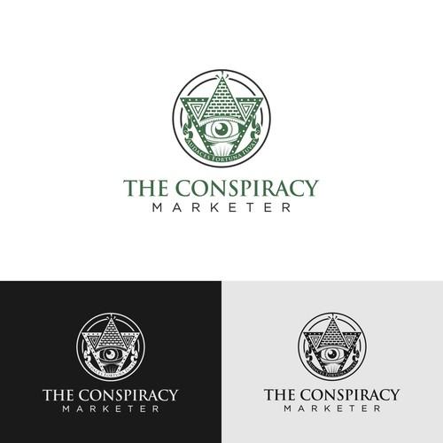Conspiracy Marketing Club needs a new logo