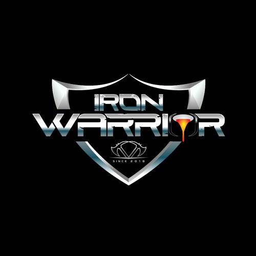 Logo For IronWarrior