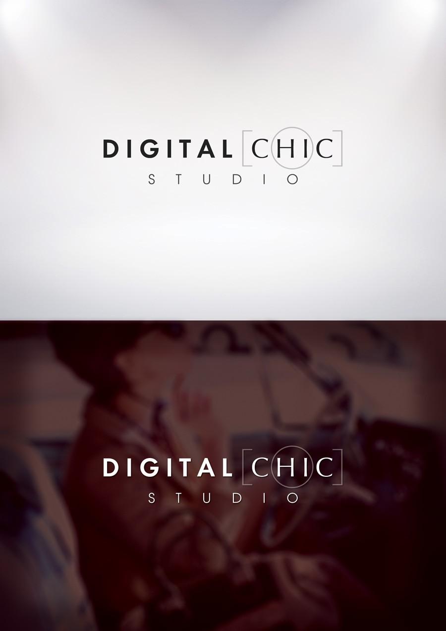 Logo: studio photo Digital Chic (photographie produit haut de gamme/luxe)