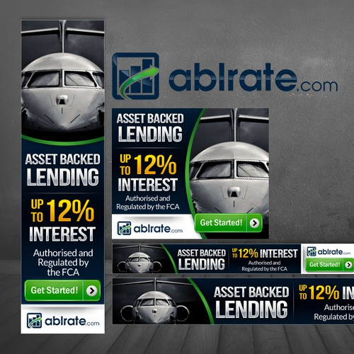 Create Banner Ads for Ablrate.com