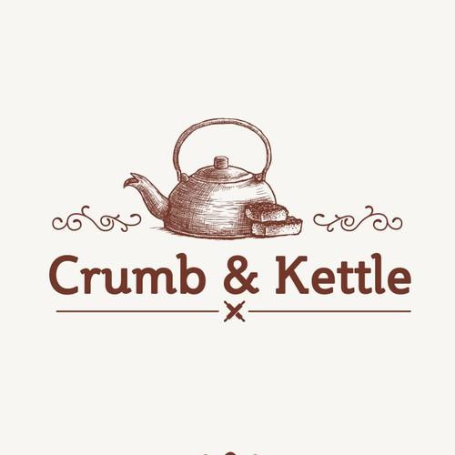 Crumb & Kettle logo