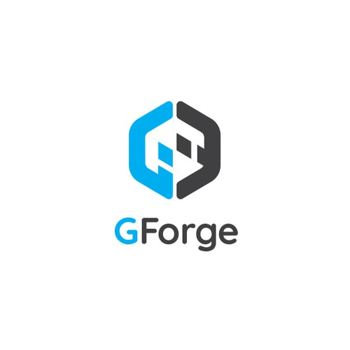 GForge Logo Design