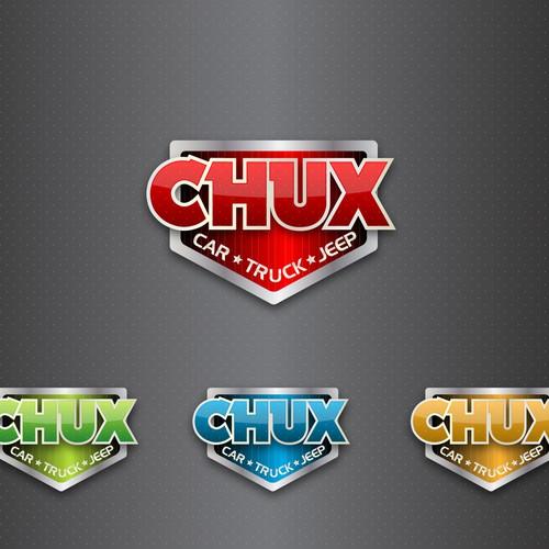 Help CHUX TRUX with a new logo
