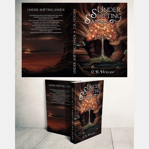 Under Shifting Sands Book Cover
