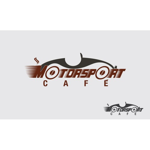 Help Motorsport Cafe with a new logo
