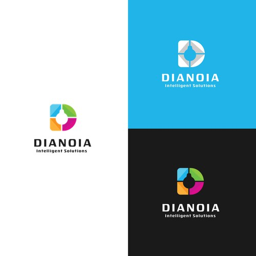 Smart and professional logo for an IT consultancy