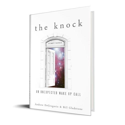 Minimalist non-fiction book cover