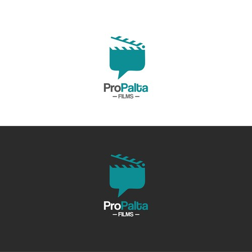 Bold logo for ProPalta Films