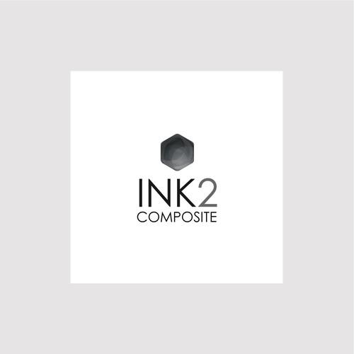 Logo design ink2 composite