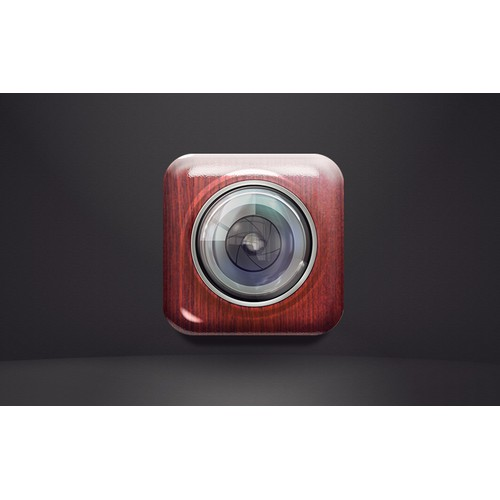 Icon for photo-real interior design iPad app