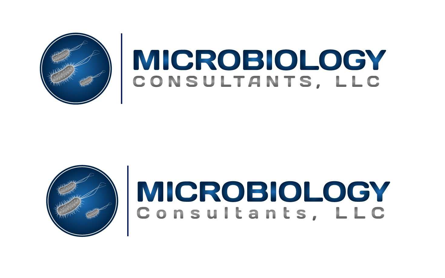 Create the next logo for Microbiology Consultants, LLC