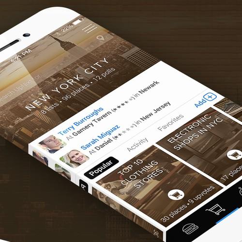 Upnixt Social App