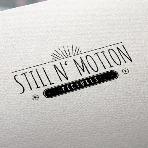 Vintage Logo for Still N' Motion