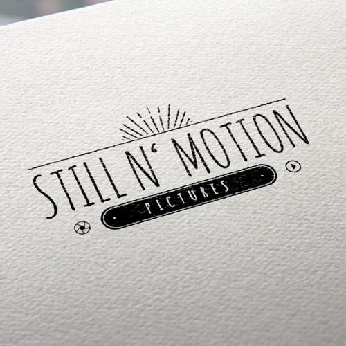 Vintage Logo for Still N' Motion