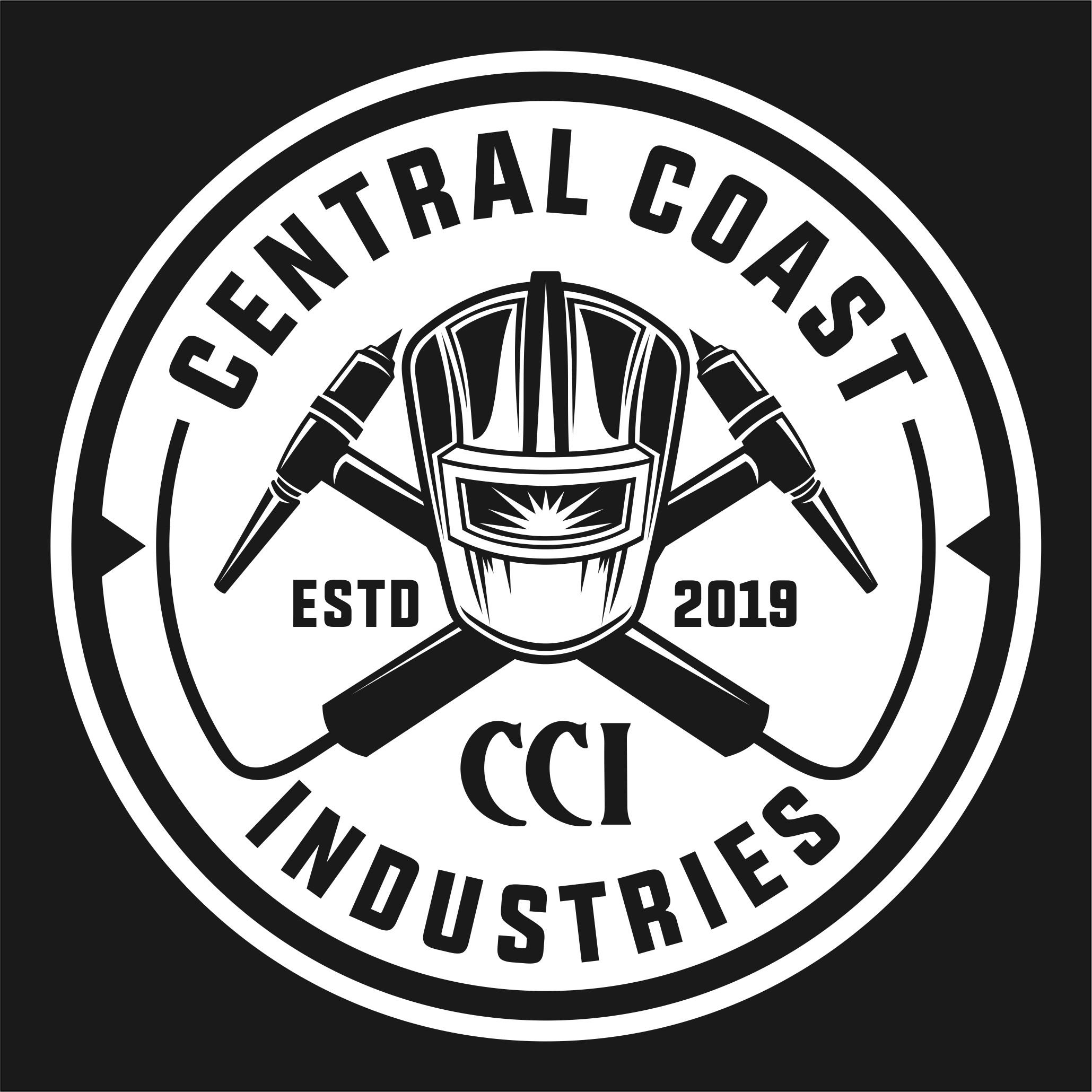 Logo for welding business