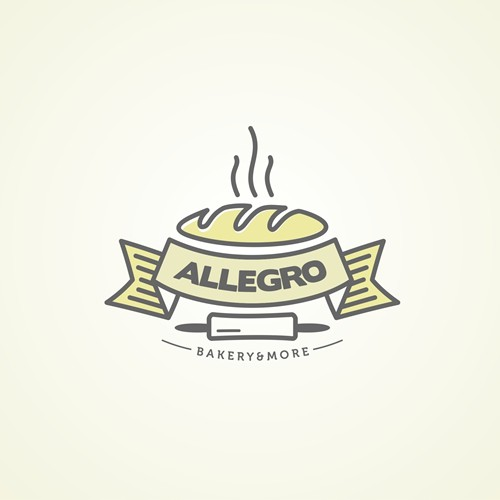 New logo wanted for Allegro (Bakery & More)