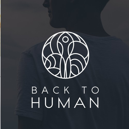 Back to Human logo