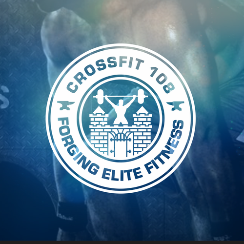 Strong, humble logo for Crossfit in Magdeburg