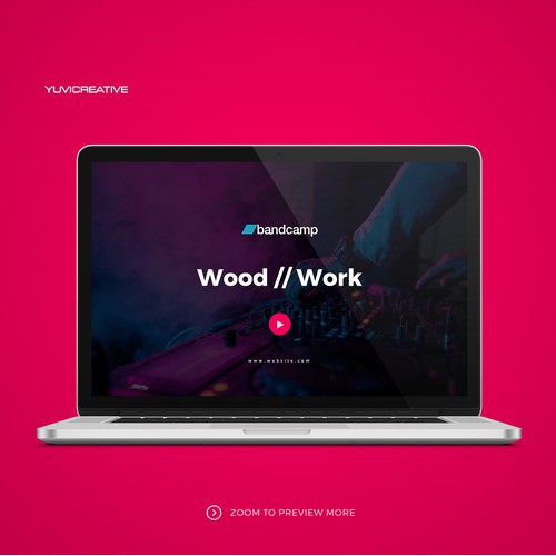 woodwork music presentation