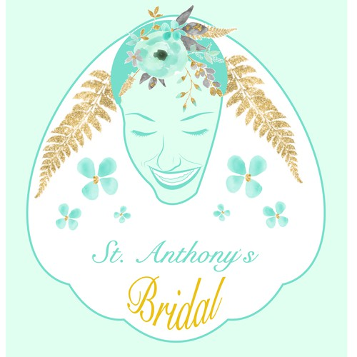 Logo design for a bridal store