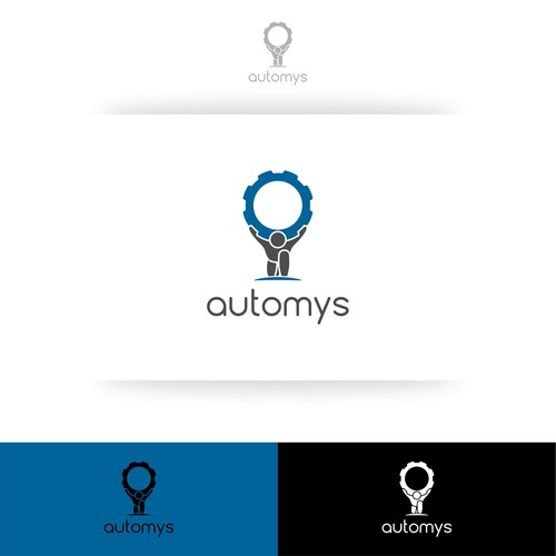 Create a Sleek and Modern Logo for Automation Experts