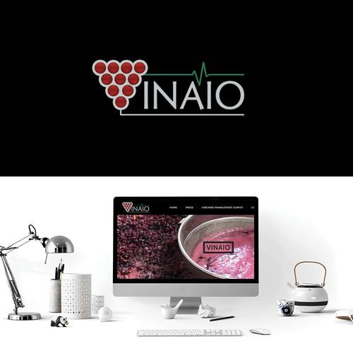 Logo pour société d'ingénierie viticole
