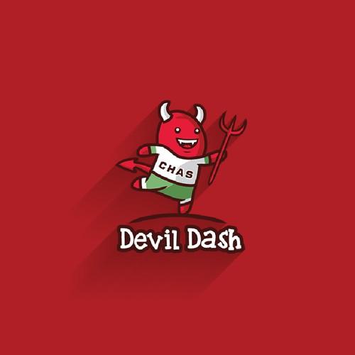 Cute Devil for 6,66k Charity Run