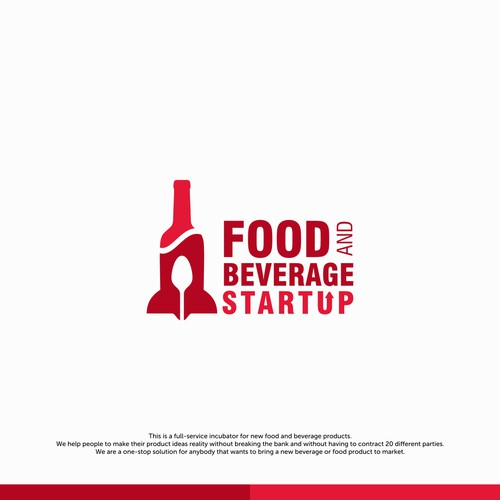 Logo For Food And Beverage Startup