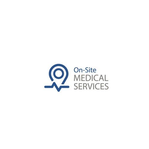 Logo for medical service