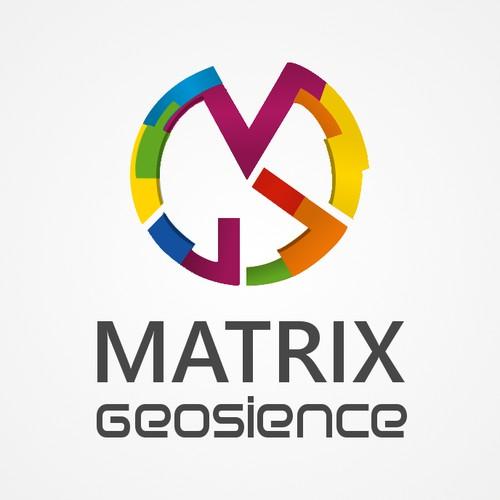 MATRIX GEOSCIENCE needs a new logo and business card
