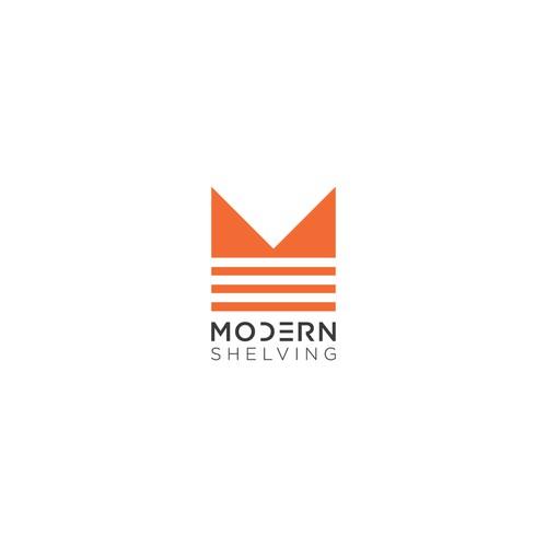 Modern Shelving