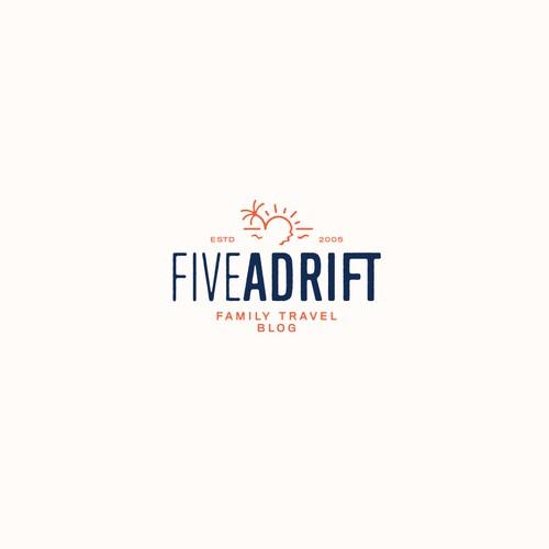 Logo for a Family Travel Blog