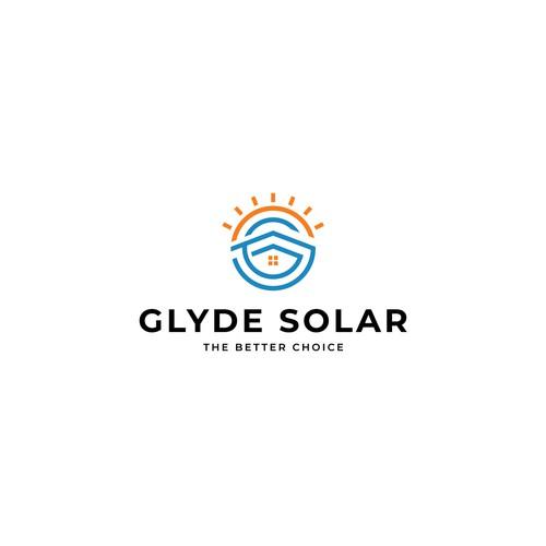 Logo concept for Glyde Solar