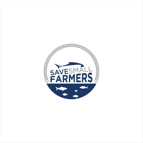 Logo design for SAVESMALLFARMERS