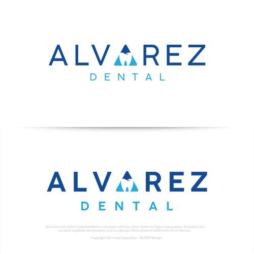 Logo Concept 4 Alvarez Dental