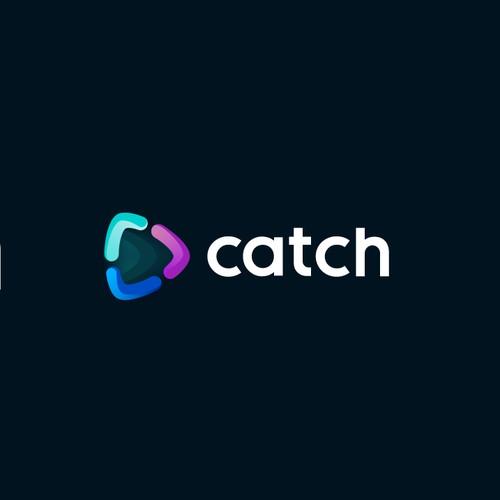 Catch - logo design