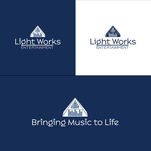 Light Works Entertaintment logo