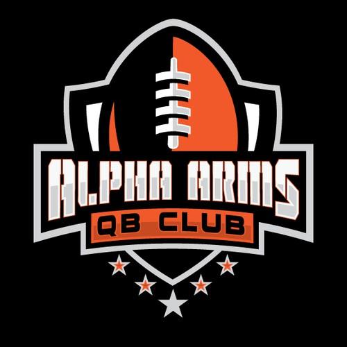 Alpha arms football