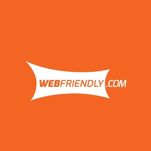 Logo concept for WebFriendly.com