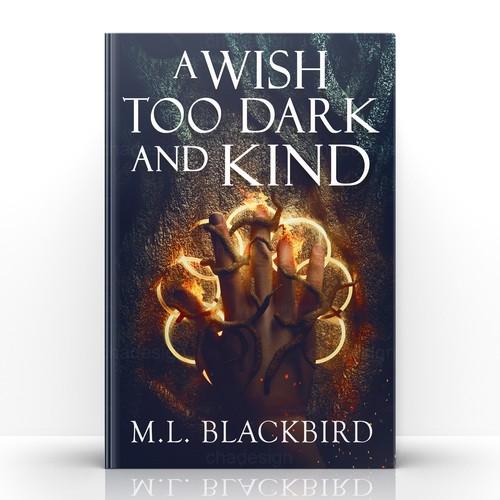 Dark urban fantasy novel