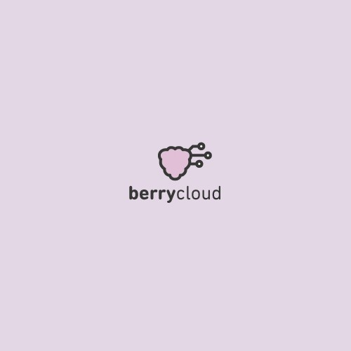Logo Design BerryCloud
