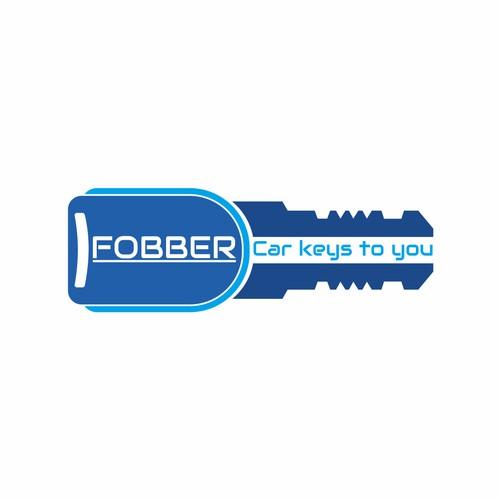 Logo Concept for Fobber