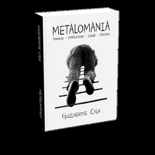 Book Cover For METALOMANIA