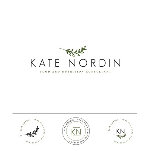 Logo Design for Kate Nordin