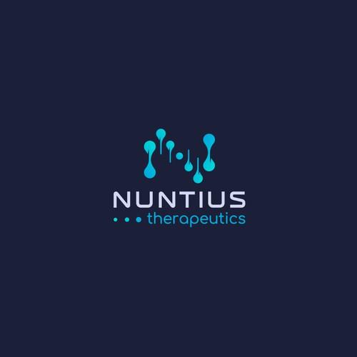 Letter N Biotech Logo
