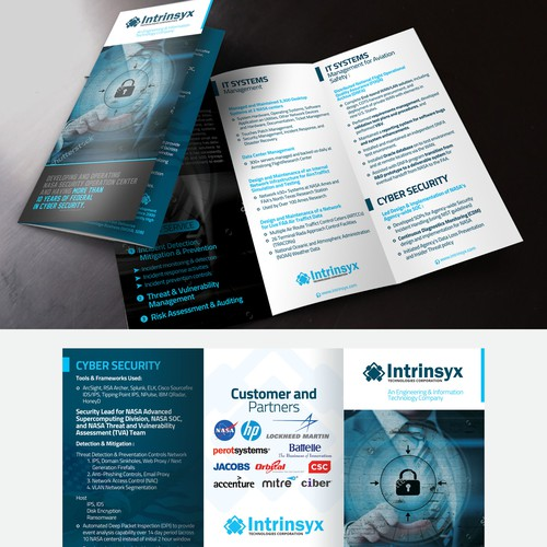 Intrinsyx Trifold Brochure