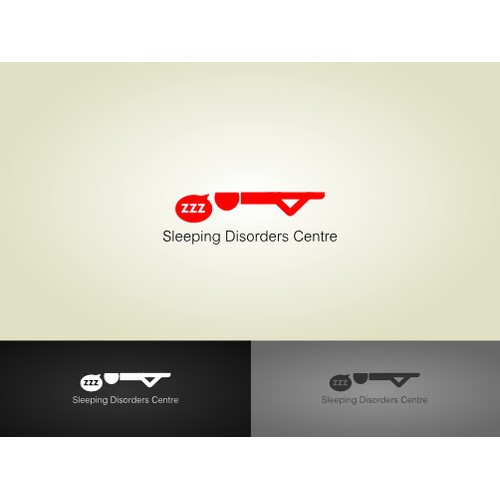 Sleeping Disorders Centre needs a new logo
